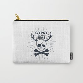 Gypsy Of The Seas Carry-All Pouch