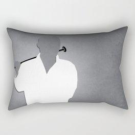 neurology Rectangular Pillow