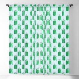 Vegetable: Snap pea Blackout Curtain