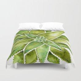 Aloe Vera – Green Palette Duvet Cover