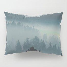 Glitch woods Pillow Sham