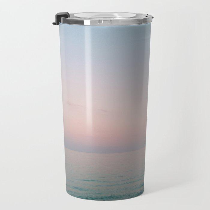 Pastel Ocean III Travel Mug