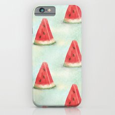 Watermelon pattern Slim Case iPhone 6s