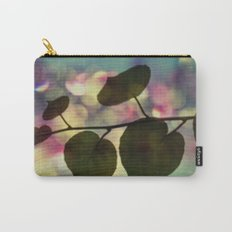 Kiwi leaves Carry-All Pouch