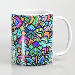 Foral Coffee Mug