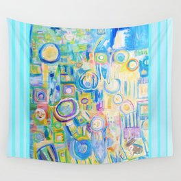 Orb Neighborhood Party Wall Tapestry