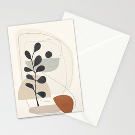 Persistence is fertile 3 Stationery Cards