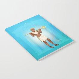 Greek Gods - Apollo Notebook