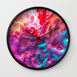 Paint the Joy Wall Clock