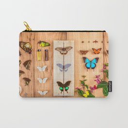 Butterfly Collector Carry-All Pouch