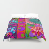 good morning Duvet Covers featuring Good Morning  by DesignsByMarly