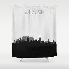 City Skylines: Edinburgh Shower Curtain