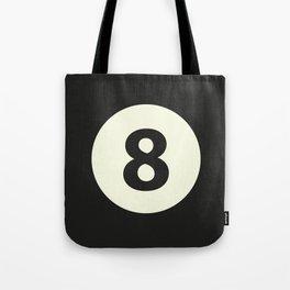 SNOOKER NUMBER 8 Tote Bag