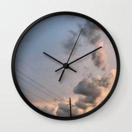 Passing Love Wall Clock