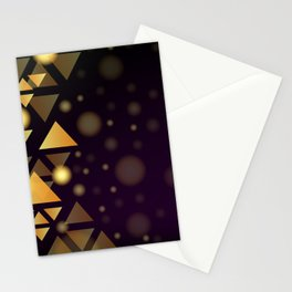 Abstract Background 413 Stationery Cards