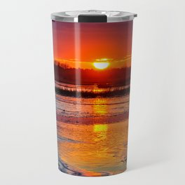 Reflective Evenings Travel Mug