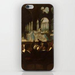 "Edgar Degas ""The Ballet from ""Robert le Diable"""" iPhone Skin"