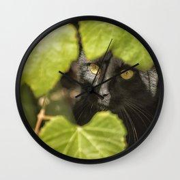 Brita's Cat Wall Clock