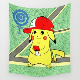 Pika GO Wall Tapestry