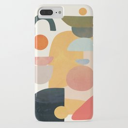 Modern Abstract Art 70 iPhone Case