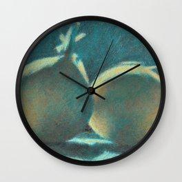 Unique Glow Wall Clock