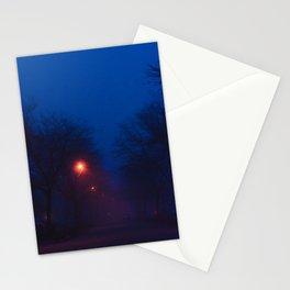 Foggy Nights (2) Stationery Cards