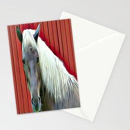 Icelandic Palomino Horse Stationery Cards