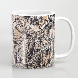 Reflecting Pollock Coffee Mug