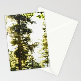 Forest Wonderland IV Stationery Cards