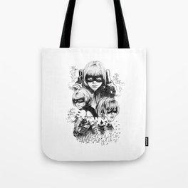 Hit-Girl Tote Bag