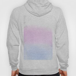 Trans Watercolor Wash Hoody