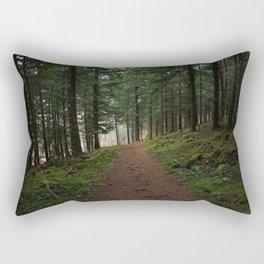Take the fox's path - Scotland Rectangular Pillow