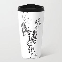 Dead Bird Travel Mug