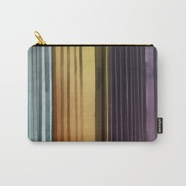 Amanda Wants Stripes Carry-All Pouch