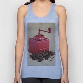 Coffee grinder Unisex Tank Top
