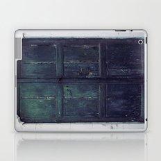 Santorini Door II Laptop & iPad Skin