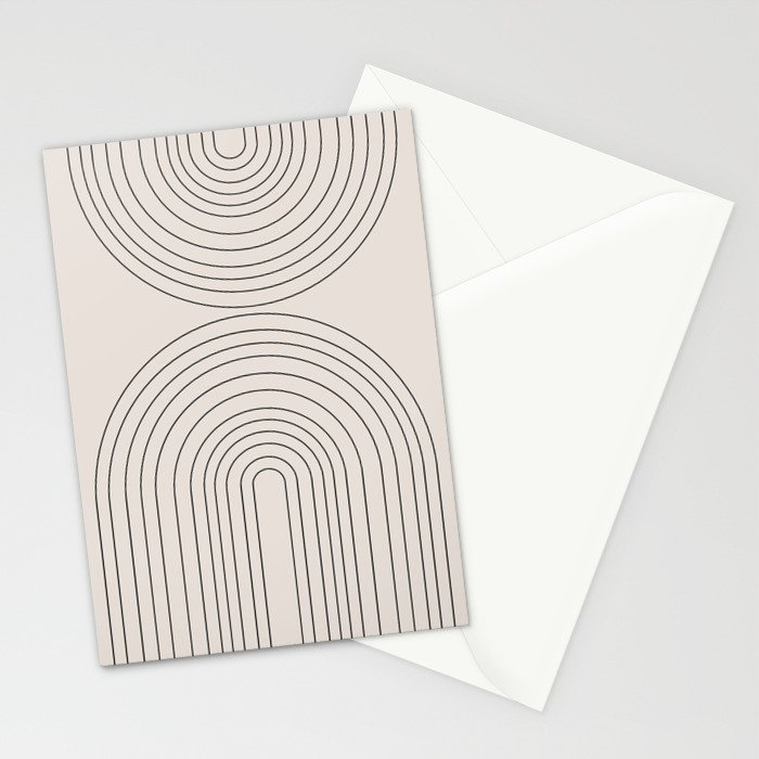 Arch Art Stationery Cards