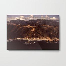 California (Marin Headlands) Metal Print