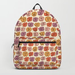 Warm Roses Backpack