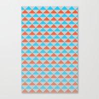 zissou Canvas Prints featuring Zissou by formas