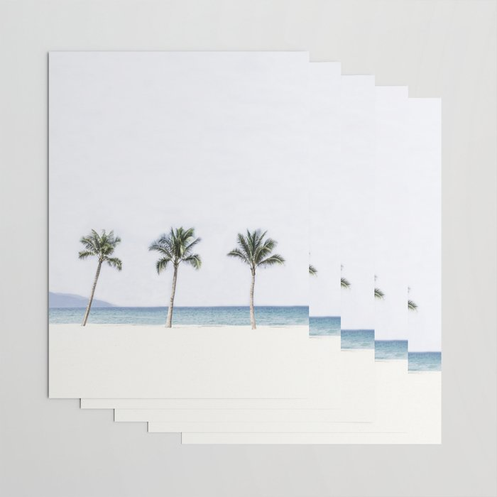 Palm trees 6 Wrapping Paper