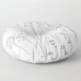 Assortment Floor Pillow