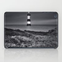 lighthouse iPad Cases featuring Lighthouse by Ian Mitchell