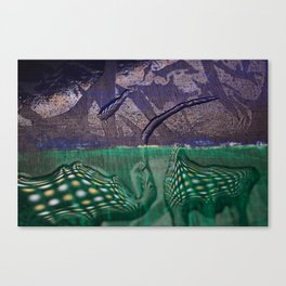 Ava Fielder - Student Artwork/Photography for YoungAtArt Fundraiser Canvas Print
