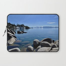 Sand Harbor, Lake Tahoe Laptop Sleeve