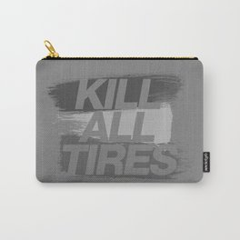 Kill All Tires v6 HQvector Carry-All Pouch