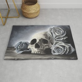 Death by the Rose Rug