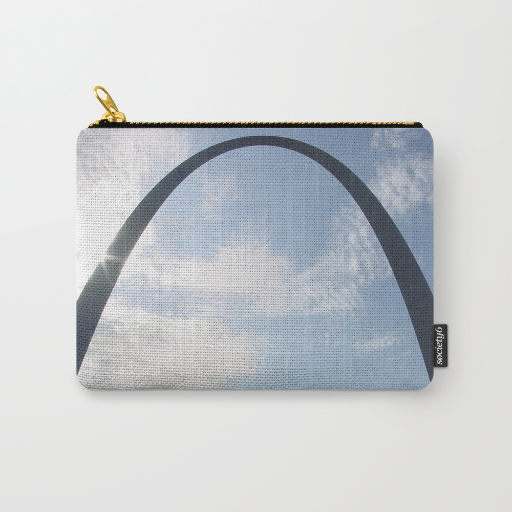 Meet Me In St Louis Carry-all Pouch by Tammi CAP964523