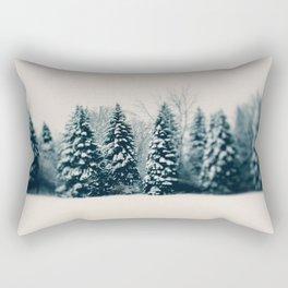 Winter & Woods Rectangular Pillow