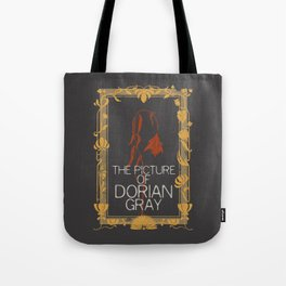 BOOKS COLLECTION: Dorian Gray Tote Bag